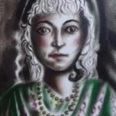 Turkmenisches Mädchen