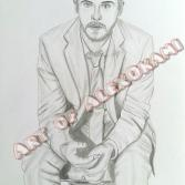 Drawing: Agent Fitz I