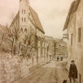 Wien/Grinzing um 1900