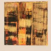 Abstrakt gold