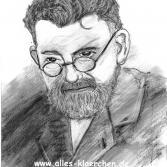 Porträt Heinrich Zille