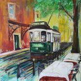 Chiado Tram Tour Lisboa
