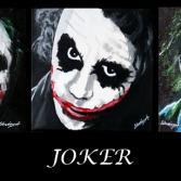 Joker x 3