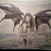 der andere Engel ( Gothic)