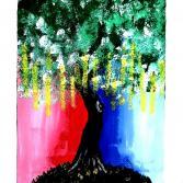 Der Goldregenbaum...