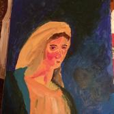 Mutter Maria - die Heilige