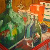 Dorfschulkellerflaschen