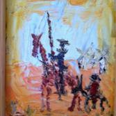 Don Quijote 1 (gespachtelt)
