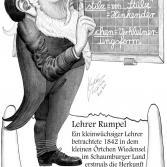Lehrer Rumpel (Kadée 2016 / KVN 820)