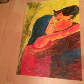 Der Kuss - The kiss