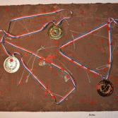 Blood medals