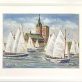 Mittwochsregatta Stralsund