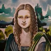 Mona Lisa Tochter