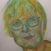 Porträt 1 Pop-Art