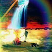 Himmel, Erde, Wasser und Feuer...