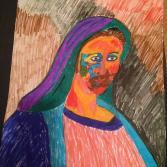 Maria Magdalena die Heilige