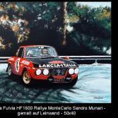 Lancia Fulvia 1600 HP Munari