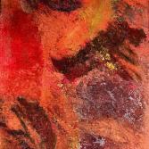 Lava-Landschaft - 1