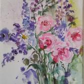 Frühlings Blumenstrauß