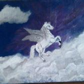 Tanz in den Wolken