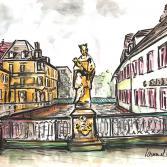 Rathausbrücke, Ettlingen