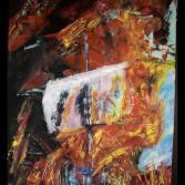 """2. Teil des flammenden Meeres """"diesmal der Feuersturm"""""""