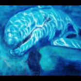 Wildlife kleiner Waal