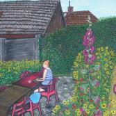 Bluhm im Garten VIII