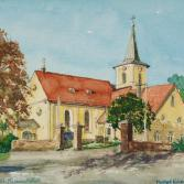 St. Thaddäus-Kirche Kleinwallstadt