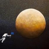 """Die Entdeckung des Jupitermondes """"Europa"""""""