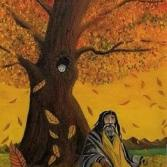 Guru during Autumn