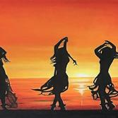 Sunset Dance