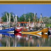 Fischerhafen Greetsiel