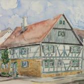 Fachwerkhaus - Großwallstadt Turmstrasse