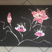 Sparkling Nightflowers