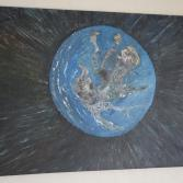 Geburt der Erde