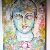 Frühlings Buddha