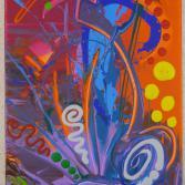 Acrylbild 50x70 (Gonzo V.)