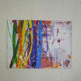 Abstraktes Acrylbild 60x80 (Gonzo V.)