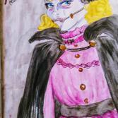 Vampirmädchen Marie-Belle