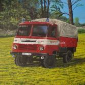 Historische Feuerwehr