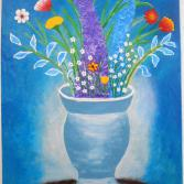 Blumenfantasie