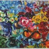 Raga - kwiaty i owoce, 2019