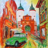 Heidelberg - Brückentor