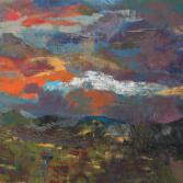 abstrakte Landschaft - 2