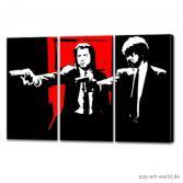 Pulp Fiction – Red - Art