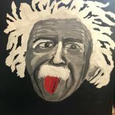Einstein Abstrakt
