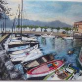 Yachthafen torri del Benaco