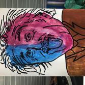 Abstrakter Einstein